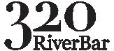 320 River Bar logo